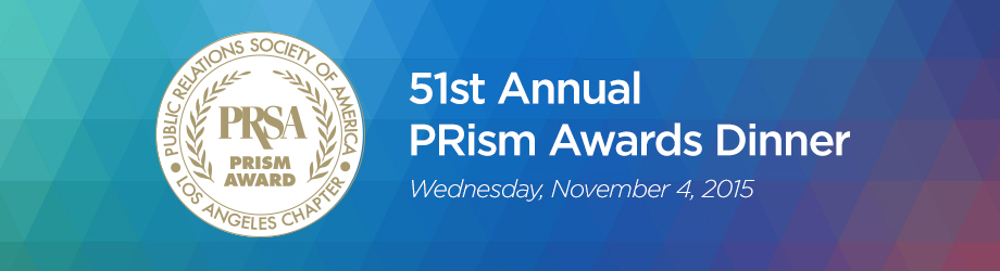 51st Annual PRism Awards